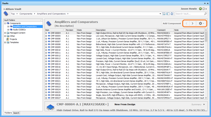 Paging of folder content speeds access to that folder, especially if it contains a sizeable number of Items.