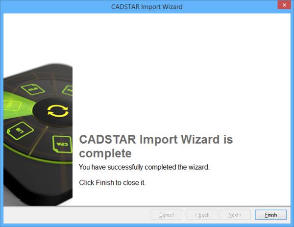 Import Wizard | Altium Designer 17 0 User Manual | Documentation