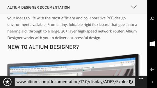 Благодаря адаптивному дизайну документация доступна на всех типах устройств.