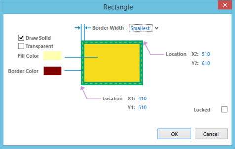 Rectangle Online Documentation For Altium Products