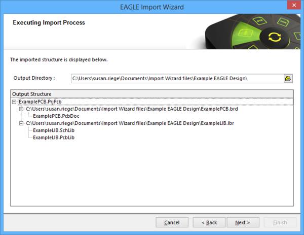 Import Wizard | Altium Designer 18 0 User Manual | Documentation