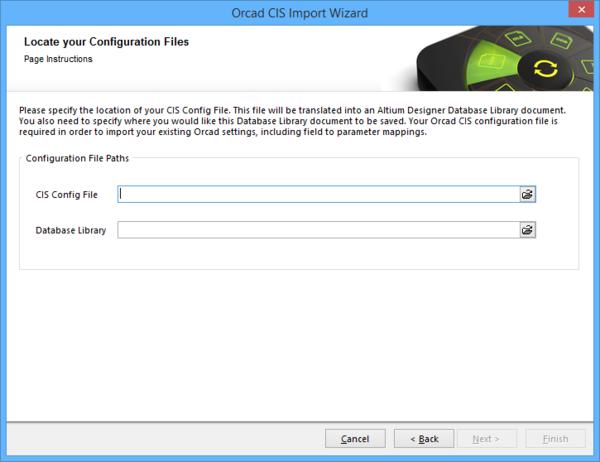Import Wizard   Altium Designer 18 0 User Manual   Documentation