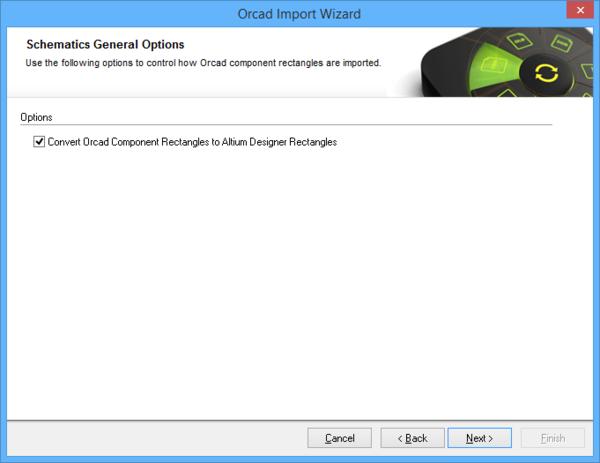 Import Wizard | Altium NEXUS 1.0 User Manual | Doentation on print to pdf, save as pdf, add watermark to pdf, change to pdf, export to pdf,