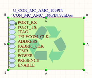 A selected Managed Sheet Instance.