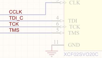 Объекты Net Label определяют и электрически соединяют различные точки в схеме.