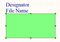 A selected Sheet Symbol