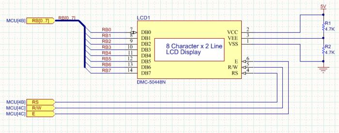 Возле каждого порта можно добавить перекрестную ссылку Port Cross Reference, которая показывает целевой лист и координаты соответствующего порта.