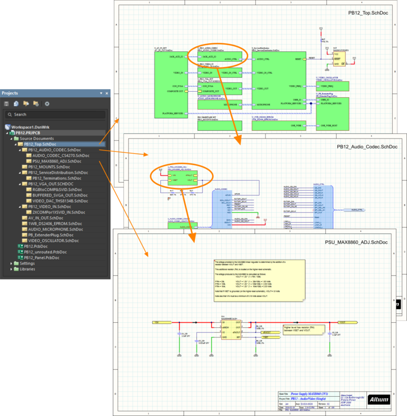Multi-Sheet and Multi-Channel Design | Altium Designer 18 0 User