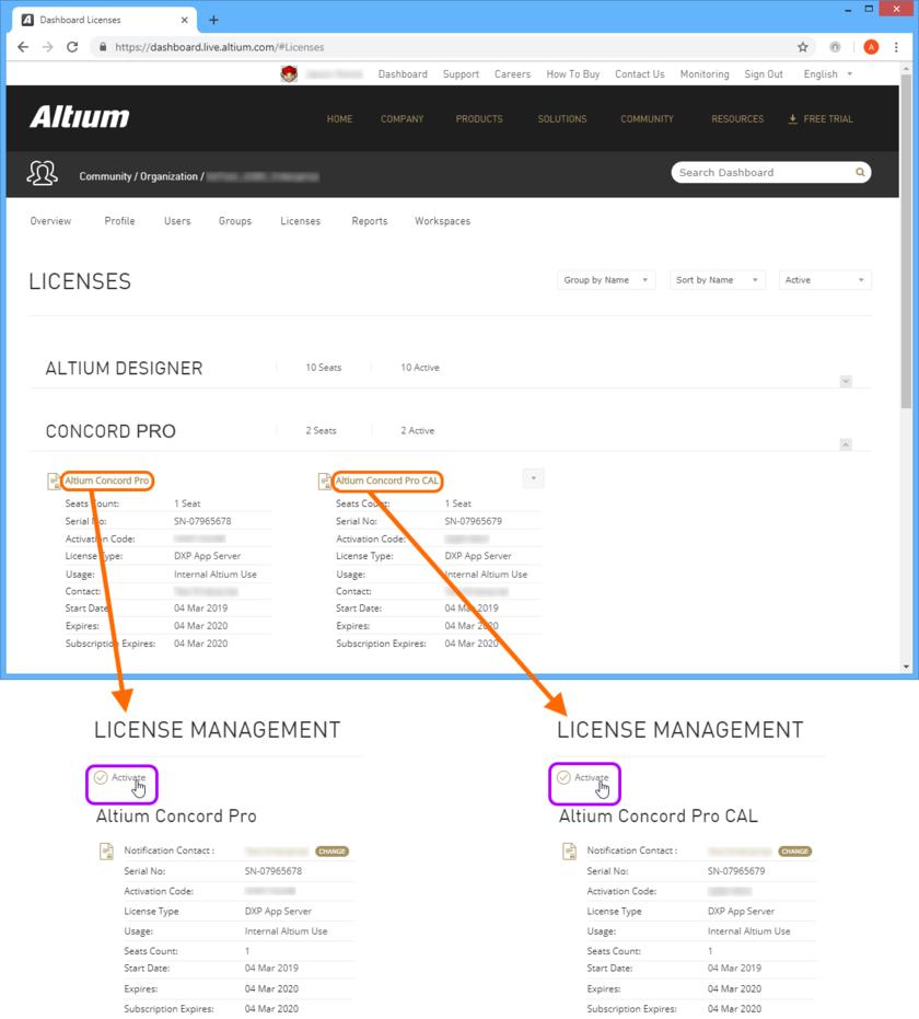 Licensing | Altium Designer 19 0 User Manual | Documentation