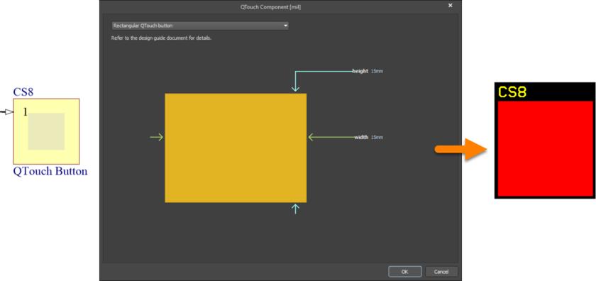TouchButton component.