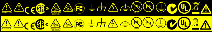 A sample of some of the useful graphics in the Mooretronics font.