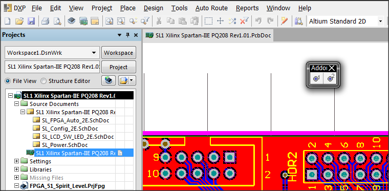 Getting started: Building a Delphi extension | Altium DXP Developer