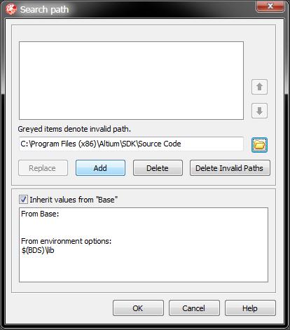 Delphi Create Access Database