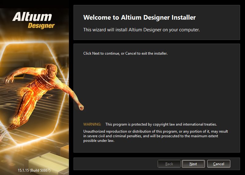 Offline Installation of Altium Designer | Online Documentation for