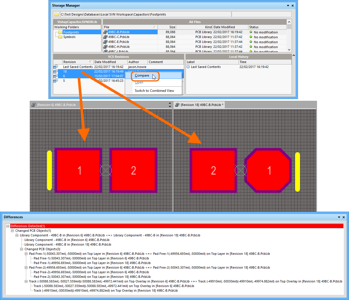 Working with Database Libraries | Altium Designer 17 0 User