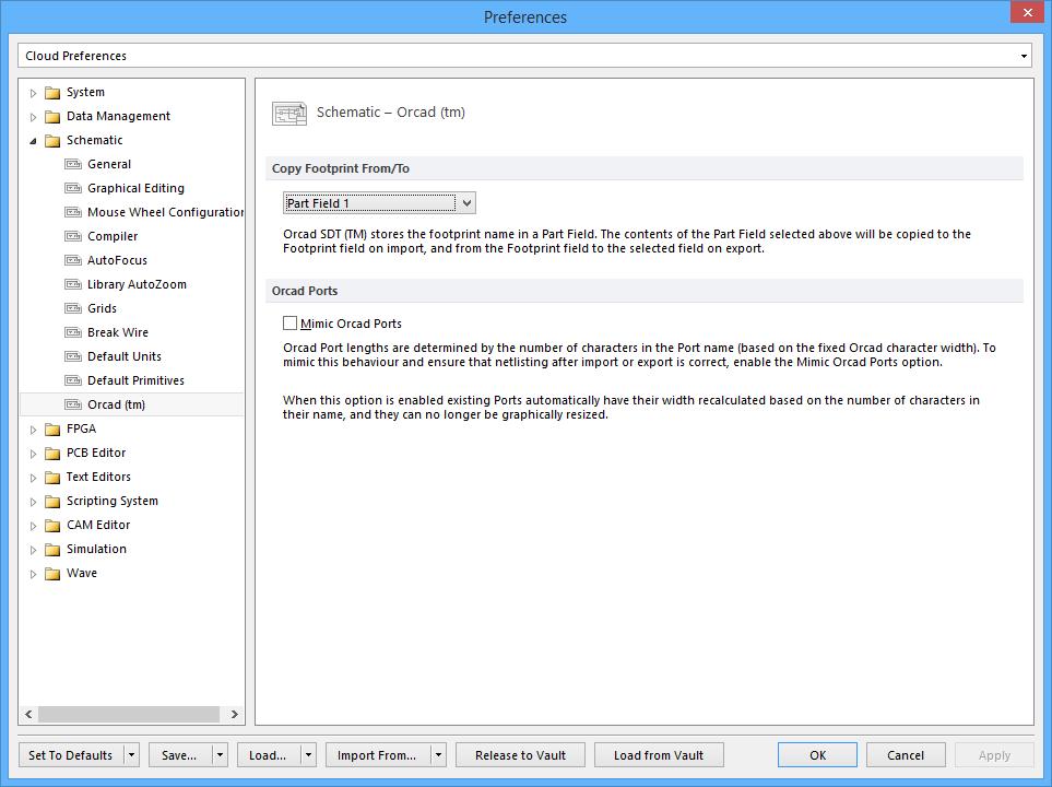 Schematic - OrCAD (TM)   Altium Designer 15.1 User Manual ... on