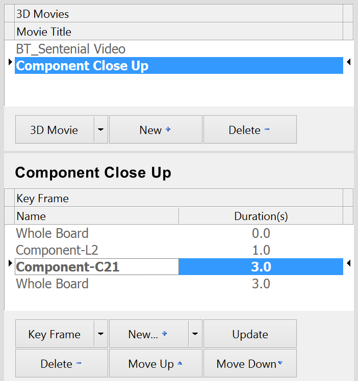 PCB 3D Movie Editor | Online Documentation for Altium Products