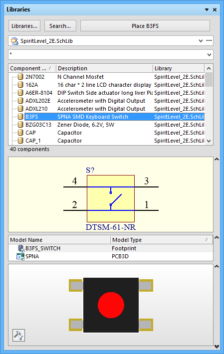 Libraries | Altium Designer 15 1 User Manual | Documentation