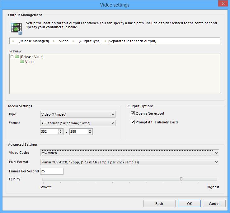Video Settings   Altium Designer 15 1 User Manual   Documentation