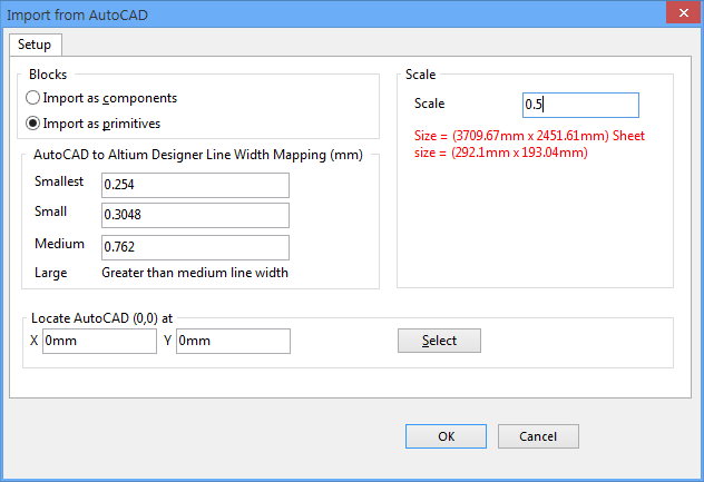 Import From Autocad Sch Online Documentation For Altium Products