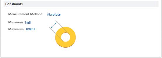 Hole Size   Altium Designer 16 0 User Manual   Documentation