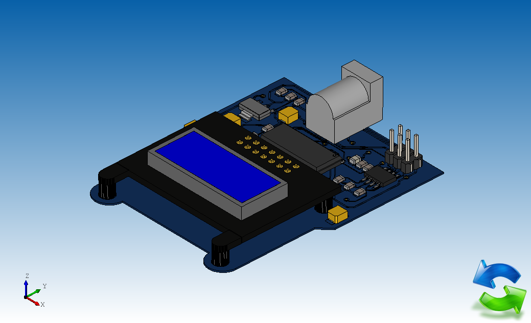 Enhanced 3D Model and Export Support | Altium Designer 15 1