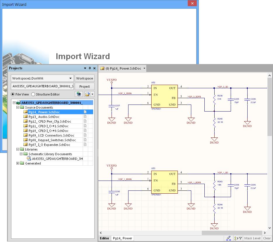 OrCAD 16.x Import Support | Altium Designer 15.1 User Manual ... on