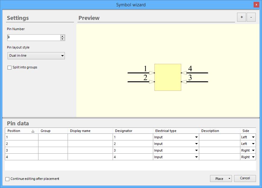 Schematic Symbol Generation Tool | Altium Designer 15 1 User Manual