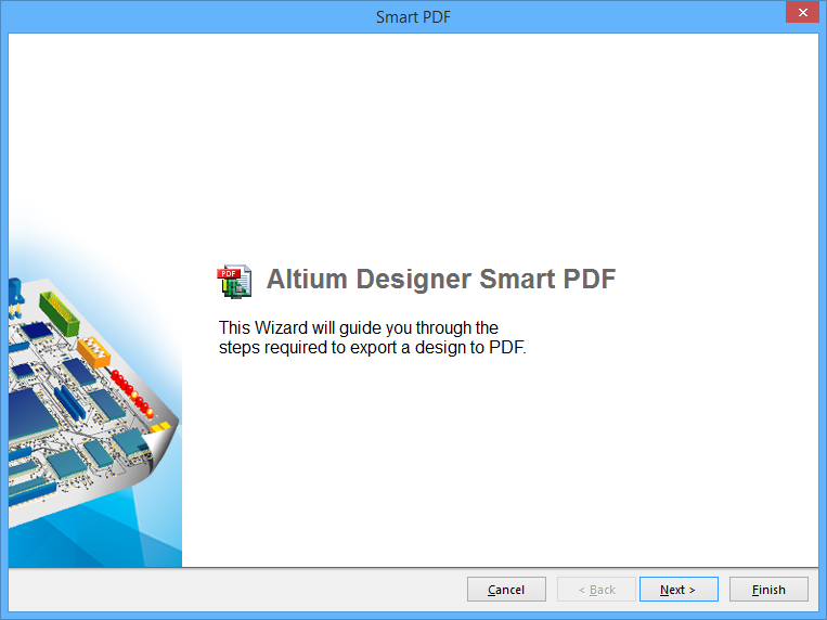 Smart PDF Wizard | Altium Designer 15 1 User Manual