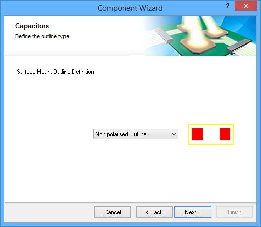 PCB Component Wizard | Altium Designer 15 1 User Manual | Documentation