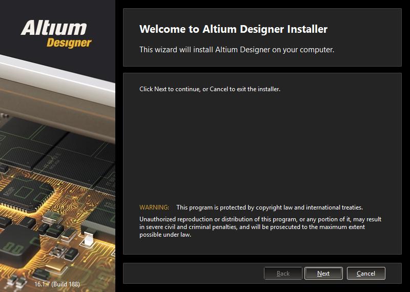 Offline Installation of Altium Designer | Altium Designer