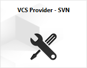The VCS Provider - SVN extension.