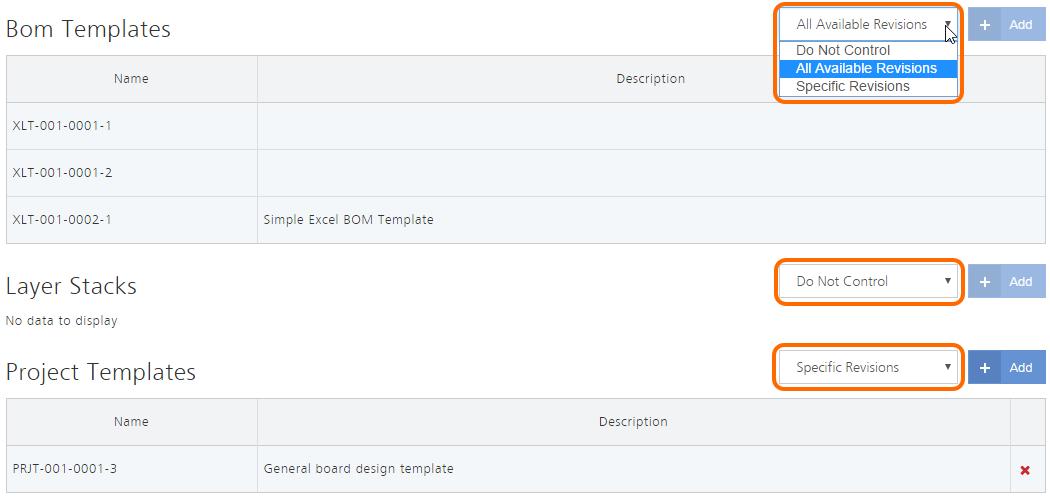 Team Configuration Center Improvements | Online Documentation for ...