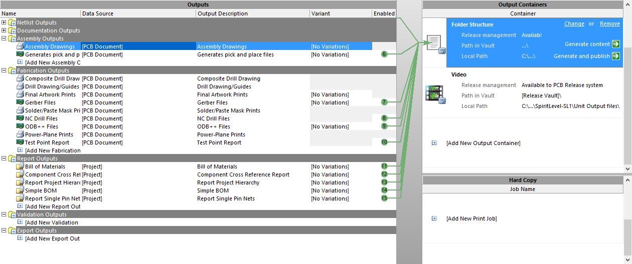 Configuring PCB Printouts | Altium Designer 16 0 User Manual