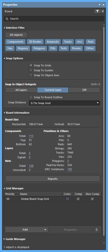 A Fresh User Interface   Altium NEXUS 1 0 User Manual