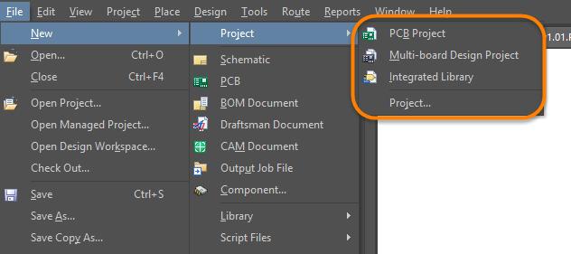 A Fresh User Interface   Altium Designer 18 0 User Manual