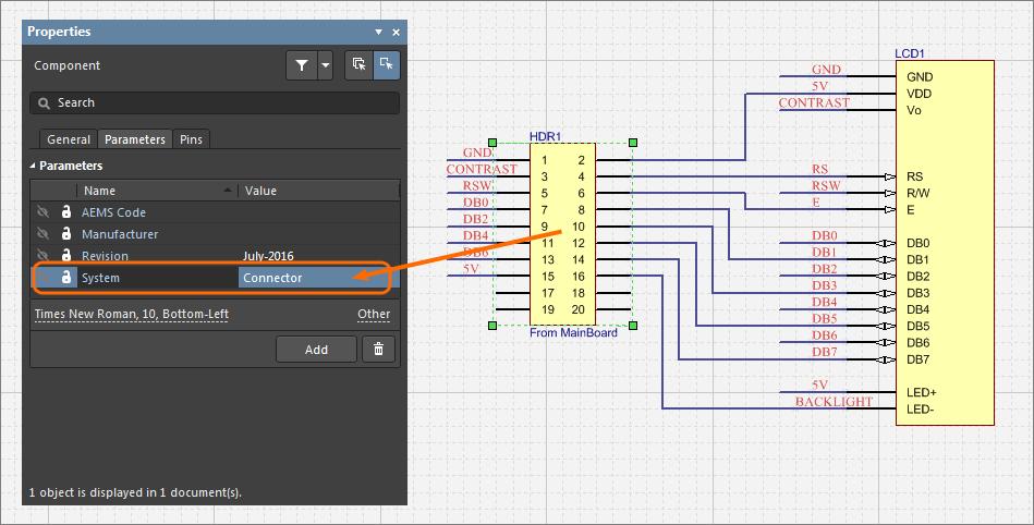 Capturing the Logical System Design | Online Documentation for ...