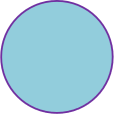 A placed Circle