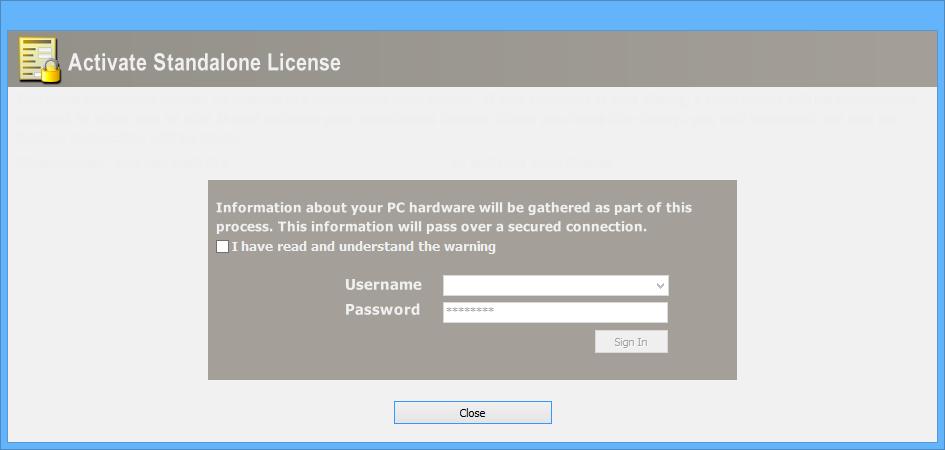 Activate Standalone License | Altium Designer 18 0 User Manual