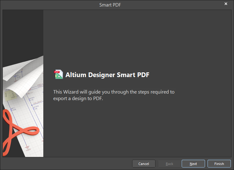 Smart PDF Wizard | Altium Designer 18 0 User Manual | Documentation