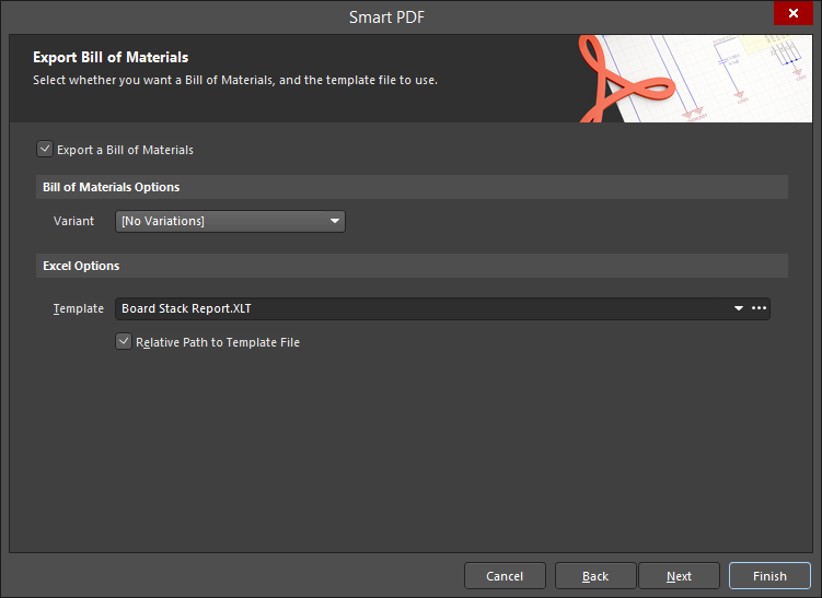 Smart Pdf Wizard Online Documentation For Altium Products
