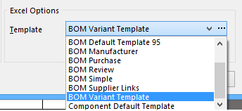 bill of materials bom online documentation for altium products