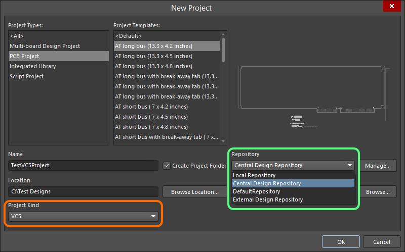 Working with a Design Repository   Altium Designer 18 0 User Manual