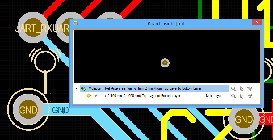 Design Rule Checking | Altium Designer 18 0 User Manual | Documentation