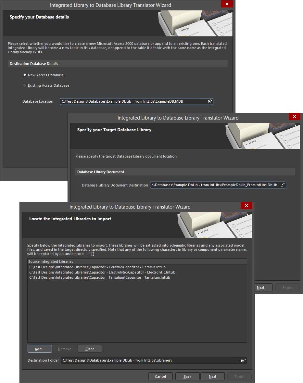 Database Library Migration Tools | Altium Designer 18 0 User