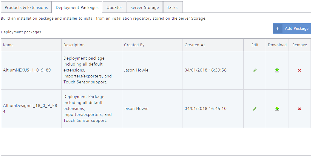 Network Installation Service | Altium NEXUS 1 0 User Manual
