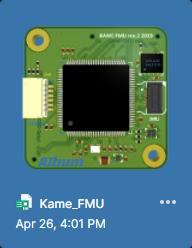 Пример плитки управляемого проекта, когда страница Projects находится в графическом представлении.