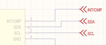 Объекты Off Sheet Connector используются для создания соединений между схемными листами.