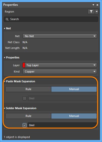 Working with Custom Pad Shapes | Altium Designer 18 0 User