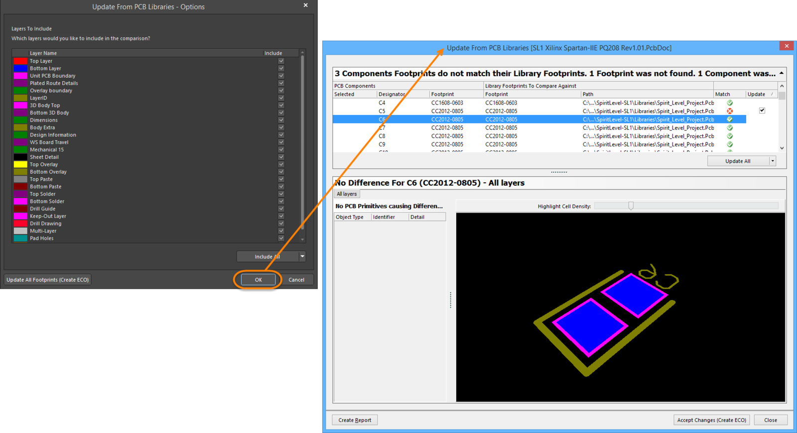 Creating the PCB Footprint   Online Documentation for Altium Products